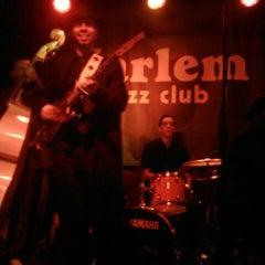 Photo taken at Harlem Jazz Club by Manel F. on 12/5/2012
