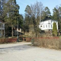Photo taken at Leppävaara / Alberga by Riku N. on 4/11/2015