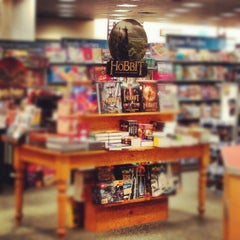Photo taken at Barnes & Noble by Michael R. on 12/2/2012