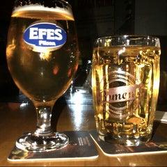 Photo taken at Efesus Restaurant & Bar by Lale M. on 4/24/2013