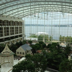 Photo taken at Gaylord National Resort & Convention Center by Tom O. on 7/22/2013