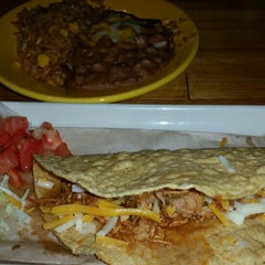 Photo taken at On The Border Mexican Grill & Cantina by Elaina W. on 6/9/2015