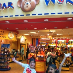 Photo taken at Build-A-Bear Workshop by Michelle S. on 10/7/2012