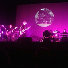 Photo taken at Teatro Accademico by Giulia B. on 10/20/2014