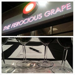 Photo taken at The Ferocious Grape by Maggie M. on 3/9/2014