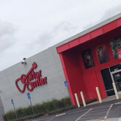 Photo taken at Guitar Center by Rico E. on 3/6/2013