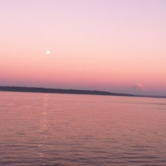 Photo taken at M/V Issaquah by Kate J. on 7/22/2013
