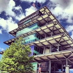 Photo taken at Indianapolis Motor Speedway by Chris P. on 7/27/2013