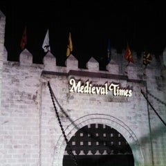 Photo taken at Medieval Times Dinner & Tournament by Kristopher W. on 2/1/2013