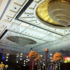 Photo taken at Sheraton Cairo Hotel & Casino by Gharoda on 8/10/2014
