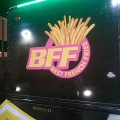 Photo taken at Best French Fries by Jeff D. on 3/7/2014