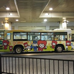 Photo taken at 阪神尼崎 北側 バスロータリー by Yuki on 11/20/2015