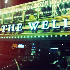Photo taken at The Well Bar Grill & Rooftop by Ryan on 2/28/2013
