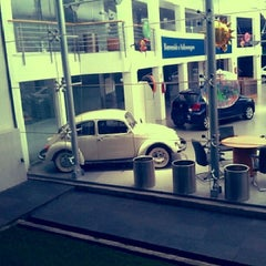 Photo taken at Volkswagen by Isaak C. on 3/25/2014