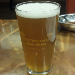 Photo taken at The Phoenix Ale Brewery by Eric N. on 12/22/2012