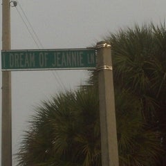 Photo taken at I Dream of Jeannie Lane by Paul G. on 2/23/2014