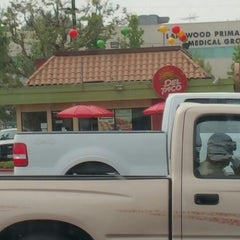 Photo taken at Del Taco by Jerry T. on 4/20/2015