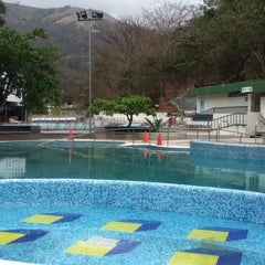 Photo taken at Balneario Las Trincheras - Aguas Termales by Rolando M. on 3/11/2013