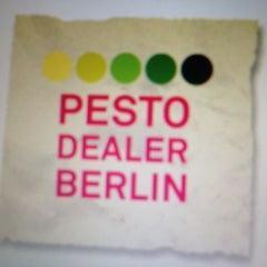 Photo taken at Pesto Dealer Berlin by Kirsten R. on 2/13/2014