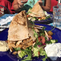 Photo taken at Café Mezo by Ana K. on 8/25/2015