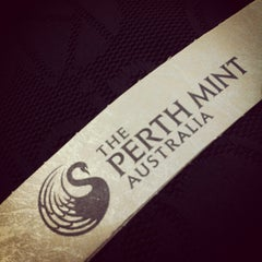 Photo taken at The Perth Mint by CY T. on 9/29/2012