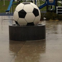 Photo taken at Overland Park Soccer Complex by Todd M. on 11/11/2012