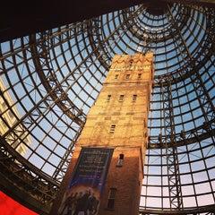 Photo taken at Melbourne Central by Winnie L. on 7/17/2013