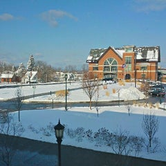 Photo taken at UVM Dudley H. Davis Center by Bill M. on 3/20/2013