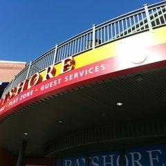 Photo taken at Bayshore Town Center by Dyllan B. on 10/7/2012