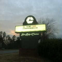 Photo taken at Carmike Blue Ridge 14 Cinema by Yves-Marie D. on 12/24/2012