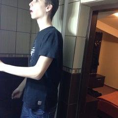 Photo taken at Hotel Piemonte by Vanessa P. on 10/18/2013