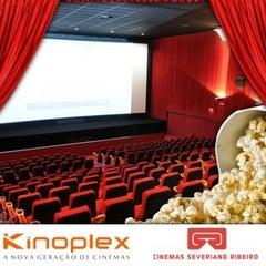 Photo taken at cinema shopping boa vista by Dymas F. on 3/9/2014