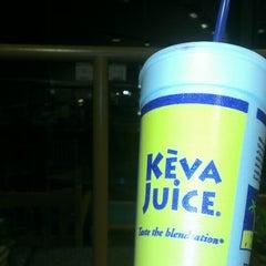 Photo taken at Keva Juice by Jesse Y. on 3/17/2014