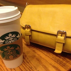 Photo taken at Starbucks by Meredith W. on 9/28/2013
