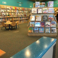 Photo taken at Redwood Shores Branch Library by Meredith W. on 4/30/2016