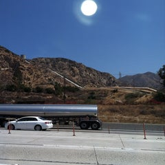 Photo taken at Los Angeles Aqueduct by Judy A. on 7/7/2013