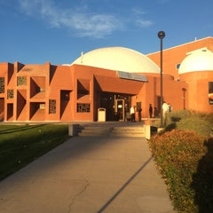 Photo taken at Flandrau Science Center and Planetarium by Trevor R. on 12/31/2014