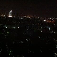 Photo taken at Tongtara Riverview Hotel Bangkok by Paphat K. on 6/28/2014