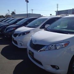 Photo taken at Penske Toyota of West Covina by Penske Toyota of West Covina on 2/20/2015