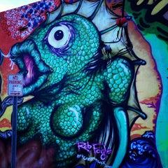 Photo taken at Wynwood Art Walk by Nikelii B. on 7/2/2013