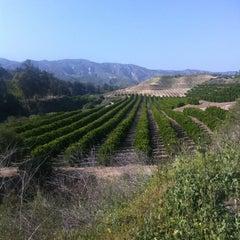 Photo taken at Somis, California by Ruben M. on 5/2/2012