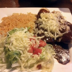 Photo taken at Plaza Azteca by Cesar B. on 10/27/2012