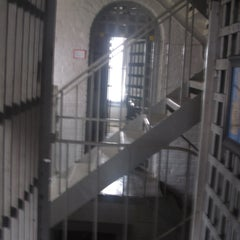 Photo taken at Squirrel Cage Jail by Carla B. on 2/16/2014