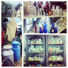 Photo taken at Bottle Shop Antiques by Ross G. on 10/6/2012