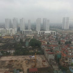 Photo taken at VTC Online Tower by Cường K. on 3/18/2014