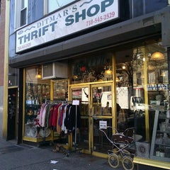 Photo taken at Ditmars Thrift Shop by Peter P. on 11/26/2012