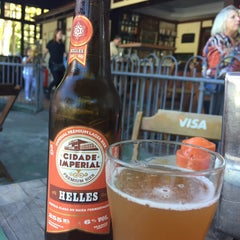 Photo taken at Rink Marowil Bar e Restaurante by Rafael S. on 6/4/2015