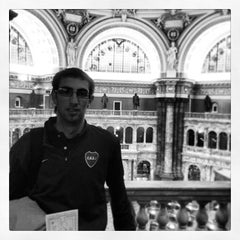 Photo taken at Library of Congress - John Adams Building by Cimen D. on 11/22/2013