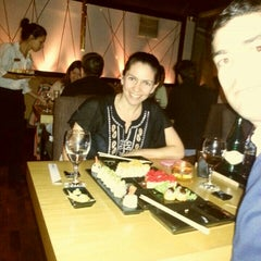 Photo taken at SushiClub by Juanjo R. on 11/23/2014