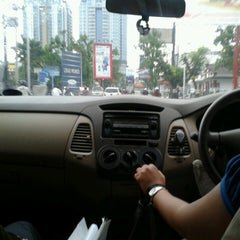 Photo taken at Jalan Gajah Mada by cahaya c. on 5/6/2013